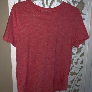 Lululemon T-shirt Size 8